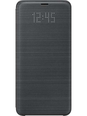 Samsung LED View Cover Galaxy S9 Plus EF-NG965PB - Zwart