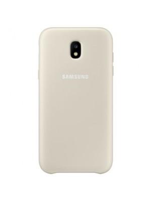 Samsung Galaxy J5 (2017) Dual Layer Cover - Goud