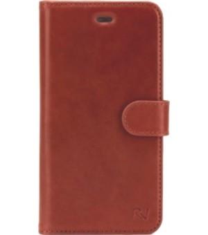 Rico Vitello Genuine Leather Wallet iPhone 8 / 7 Bruin