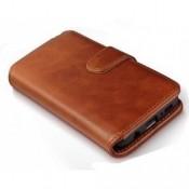 PM - Samsung Galaxy S8 Book Case - Bruin