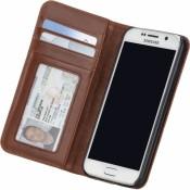 Case-Mate Premium Wallet Folio Samsung Galaxy S6 Case CM032335 - Brown