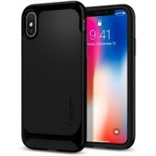 Spigen Iphone X Case Neo Hybrid Jet Black