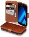 PM - Book Case Galaxy A6 Plus - Bruin