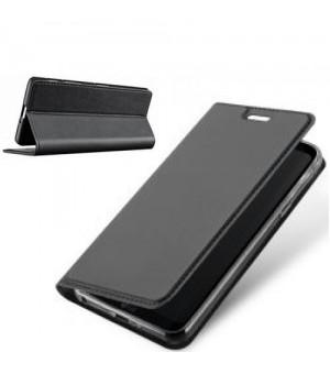 PM - Book Case Moto G5S - Zwart