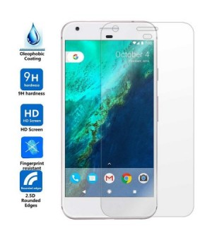 9H - Screenprotector Tempered Glass Google Pixel XL