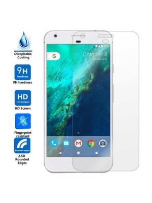 9H - Screenprotector Tempered Glass Google Pixel XL