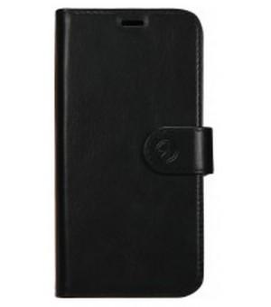 Rico Vitello Genuine Leather Wallet Case Galaxy S9 Plus Zwart