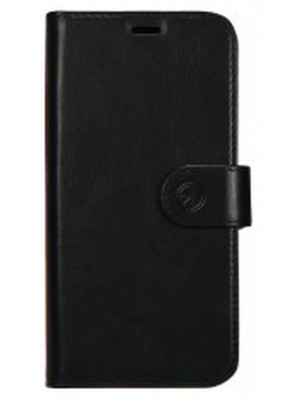 Rico Vitello Genuine Leather Wallet Case Galaxy S9 Plus - Zwart