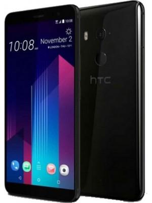 HTC U 11 Plus - Zwart