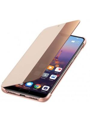 Huawei Smart View Flip Cover P20 - Rose