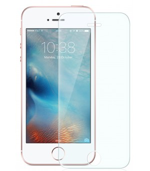 9H - Screen Protector Tempered Glass Apple iPhone SE / 5S / 5C