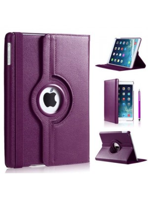 PH - 360 Rotating Stand & Case iPad 2017 - Paars