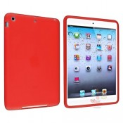 Siliconen Case Apple iPad Mini 2 en iPad Mini 3 - Red