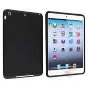 Siliconen Case Apple iPad Mini 2 en iPad Mini 3 - Black