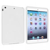 Silicone Case Apple iPad Mini 2 en iPad Mini 3 - White