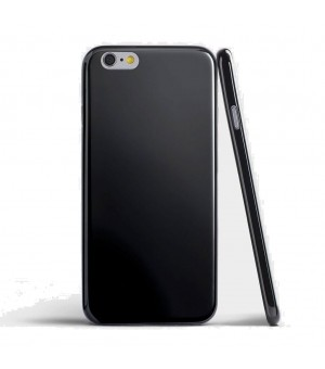 PM - Silicone Case iPhone 8 / 7 - Zwart