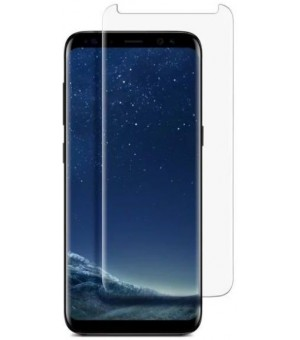 9H - Screen Protector Tempered Glass Galaxy S8 - Clear