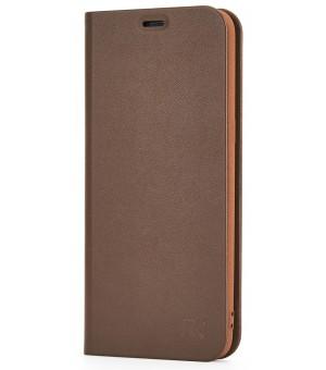 Rico Vitello Magnetic Book case Samsung S8 Bruin