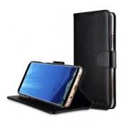 PM - Book Case Galaxy S9 Plus Zwart