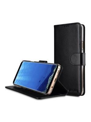 PM - Book Case Galaxy S9 Plus - Zwart