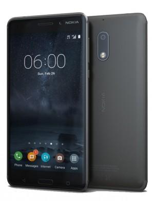 Nokia 6 Dual Sim, 32GB - Zwart