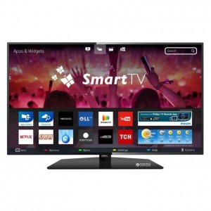 PHILIPS Ultraslanke Full HD LED-TV 43PFS5301/12