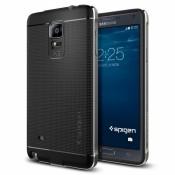 Spigen Case Neo Hybrid Metal Samsung Galaxy Note 4 SGP11124 - Gunmetal