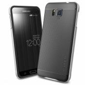 Spigen Case Neo Hybrid Samsung Galaxy Alpha SGP11093 - Satin Silver