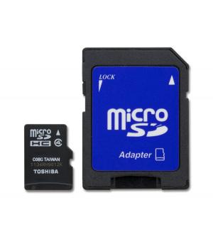 PM - Micro SD / SDHC - 4GB