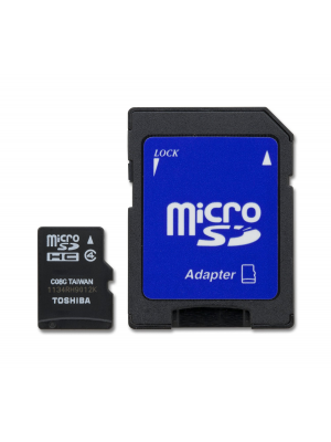 PM - Micro SD / SDHC - 16GB