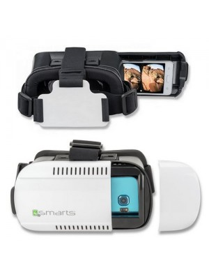 4smarts Universal VR Bril Spectator Plus - Wit