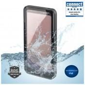 4Smarts Onderwaterhoes Active Pro Galaxy S8 Plus Zwart