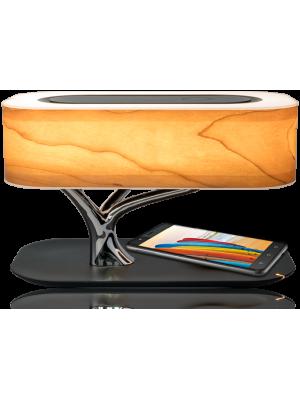 4smarts Draadloos Laadstation Smart-Bonsai BT Speaker & Lamp