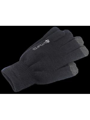 4Smarts winter touchscreen handschoenen - Zwart