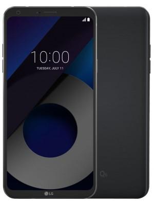 LG Q6 32GB DS - Zwart