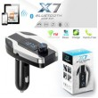 PM - X7 Bluetooth Car Kit / Fm Transmitter