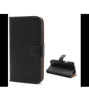 Samsung Galaxy S7 Edge Wallet Case  - Zwart
