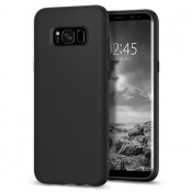 Spigen Liquid Crystal Samsung Galaxy S8 Plus - Matte Black