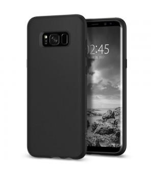 Spigen Liquid Crystal Samsung Galaxy S8 Plus Matte Black
