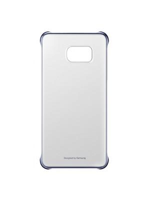 Samsung Clear Cover Galaxy S6 edge Plus - EF-QG928CB - Black