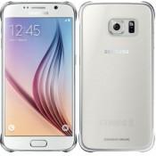 Samsung Clear Cover Galaxy S6 EF-QG920BS - Silver