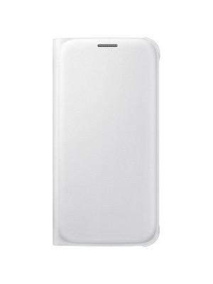 Samsung Flip Wallet Galaxy S6 EF-WG920PW - Wit