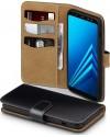 PM Bookcase Galaxy A8 Zwart