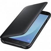Samsung Galaxy J5 (2017) Wallet Cover - Zwart
