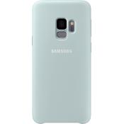 Samsung Galaxy S9 Silicone Cover - Blauw