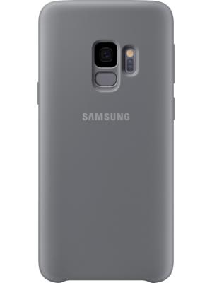 Samsung Galaxy S9 Silicone Cover - Grijs