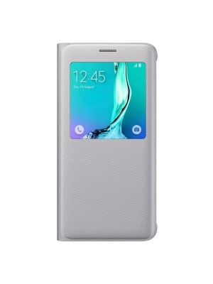Samsung S-View Cover Galaxy S6 Edge Plus EF-CG928PS - Zilver