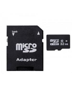 PM - microSDHC Card 64GB + Adapter