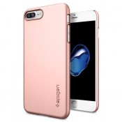 Spigen Thin Fit Apple iPhone 8 / 7 Plus Case Rose Goud