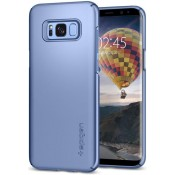 Spigen Thin Fit Samsung Galaxy S8 Case - Coral Blue
